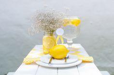 Using a lemon as pla