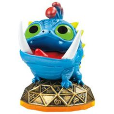 Skylanders Giants - Wrecking Ball [Magic] Character, Series 2