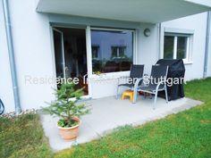 Wohnung #kaufen In Hhl Stuttgart-west: Moderne Helle 3-zimmer ... Moderne Gartenterrasse Wohnung Dachterrasse
