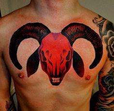 Perfect Pans Labyrinth tattoo