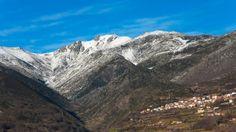 Sierra de Gredos, Guijo de Santa Barbara, Caceres,