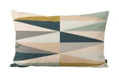 Coussin Spear / Petit modèle - 60 x 40 cm