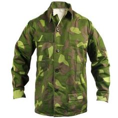 Finnish Reversible Jacket - New Originally issued in 1962 to. M65 Jacket, Camo Jacket, Field Jacket, Police Jacket, Military Jacket, Zipper Drawing, Army Jackets, Tactical Jacket, Coat Sale