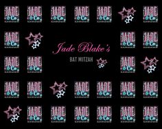 Evolution Productions Presents your next event!  This step and repeat for Jade Blake's Bat mitzvah  Congrates!!!!     Red carpet event Step and repeat Designed by Beststepandrepeat.com   ...