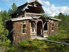 Kauhajoki Nummijärvi - Kammi-kylä, Savukammi. Finland, Road Trip, Cabin, House Styles, Building, Bucket, Pictures, Home Decor, Photos
