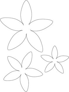 25 christmas crafts for toddlers felt flower template felt pin pattern mightylinksfo