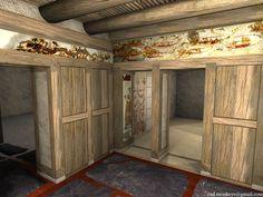 cad monkeys: ψηφιακή αναπαράσταση της δυτικής οικίας του προϊστορικού οικισμού του ακρωτηρίου θήρας [2004]