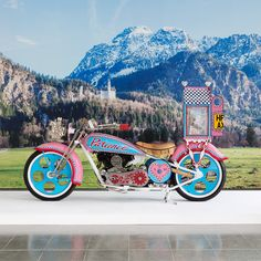 5. Kenilworth AM1 Grayson Perry, Motorcycle, Vehicles, Motorcycles, Car, Motorbikes, Choppers, Vehicle, Tools
