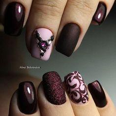 ??????? | ????? ????? | Art Simple Nail (Beauty Design Makeup)