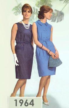 c6d293e75 Las 40 mejores imágenes de Moda femenina años 60 70