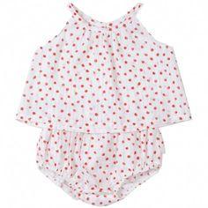 baby marie tunic set