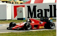 Stefan Johansson, Ferrari F1/86, 1986
