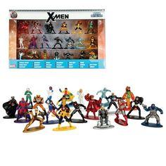 Avengers Infinity guerre Jada Nano metalfigs Die-Cast Mini-Figures Wave 2 5-Pack
