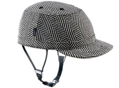 Yakkay Bike Helmet. You can get different covers to change the look - definitely on the wish list!
