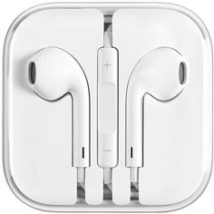 New Authentic OEM Apple Earpods W/ Remote & Mic. For iPhone or Plus. Works with all devices that have a Lightning connector and support iOS 10 or later, including iPod touch, iPad, and iPhone. Coque Iphone 5s, Iphone 6, New Earbuds, New Headphones, Mobile Accessories, Cell Phone Accessories, Fone Apple, Apple Earpods, Apple Iphone