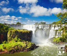 Lado argentino da maravilhosa Foz do Iguaçu! Nossos hermanos estão representando muito bem! <3  http://www.clubeturismo.com.br/site