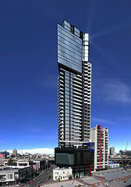 Bank Apartments Development in 269 City Road, South Melbourne VIC 3205 by developer the Salvo Property Group.