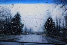 Driving Rain: Paintings by Karen Woods