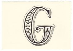 handwritten letters by Mary Kate McDevitt Typography Love, Typography Inspiration, Typography Letters, Creative Lettering, Lettering Styles, Lettering Design, G Calligraphy, Calligraphy Lessons, Hand Drawn Type