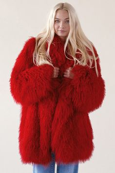 Lolita Shag Coat