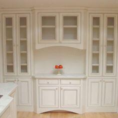 Cabinet built-ins.