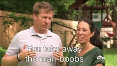 """Chip Gaines: The Belly That Could 
