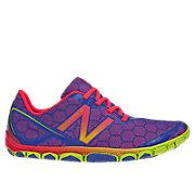 Minimus 10V2, Blue with Pink