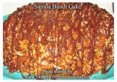 Samoa Bundt Cake Cupcake Frosting Recipes, Cupcake Cakes, No Bake Treats, Quick Bread, Dessert Recipes, Desserts, Brown Sugar, Sweet Treats, Sweets