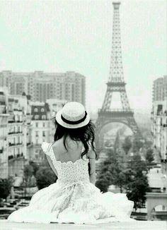Paris dreaming.