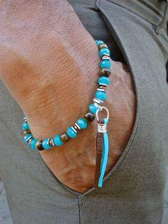 Geestelijke bescherming Serenity Boheemse armband met