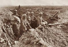 Poilus Vic (7) : L'année 1915 - Poilus de Vic-en-Bigorre