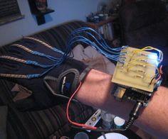 Arduino Wireless Animatronic Hand