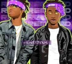 Rae Sremmurd Poster by signed.theking on CreativeAllies.com