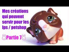Mix : Mes créations pouvant servir aux lps / petshop 7 😊 Lps, Pet Shop, Piggy Bank, Creations, Miniatures, Youtube, Pet Store, Money Box, Money Bank