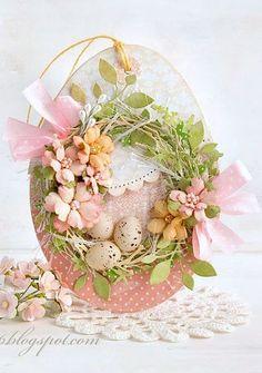 Card - Easter Egg