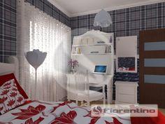 Meble dla dzieci, meble dla młodzieży i łóżka dla dziecka – meble dla dziewczynki | Fiorentino Exclusive 802