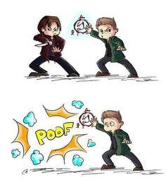 Oops. #Supernatural #SPN