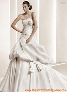 Darsena  Vestido de Novia  La Sposa