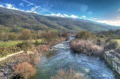 rio jerte a su paso por Cabezuela del Valle,Plasecia