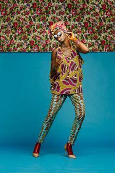 #wax, #ankara, #africanprint, #ethnotendance www.cewax.fr a sélectionné pour vous :