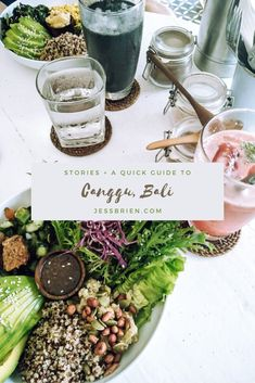 A quick guide full of helpful and insightful travel tips in Canggu, Bali. Plus a story about wasting time worrying about things that really don't matter!