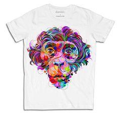 "T-Shirt ""Monkey Peace"" Get you excited? [www.thefuturedream.eu]    #FutureDream"