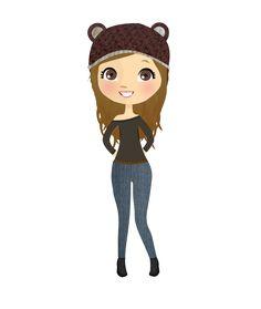 Bear Girl Doll - Nena. png by iLove-Arts on DeviantArt