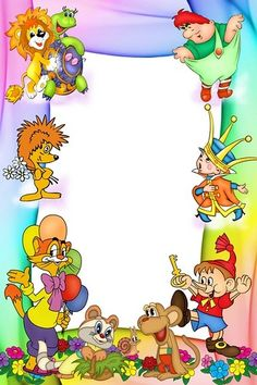 See related image detail Borders For Paper, Borders And Frames, Photo Frames For Kids, Winnie The Pooh Drawing, Fruit Costumes, Boarder Designs, Preschool Arts And Crafts, Photo Frame Design, School Frame