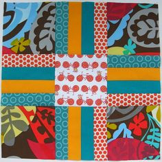 Block for Amber 1 | Improv is not my forte so hope my 'strai… | Flickr