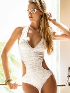 SABZ 2014 Sensual Princess Monokini One Piece Bathing Suit  http://www.elitefashionswimwear.com/sensual-princess-monokini.html