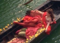 Dangerous Beauty (1998) Starring: Francesca Lucidi as Courtesan in red. In 16th century Venice, courtesans enjoy unique privileges: dressed richly in red, they read, compose poetry and music, and discuss affairs of state with the men who govern the Republic.