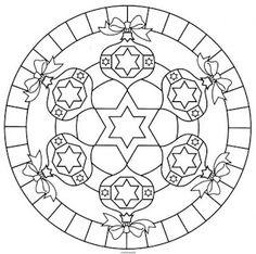Mandala de nadal