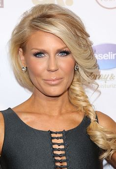 Gretchen rossi hair