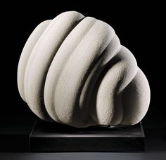 Of natural form, from the Oligocene (circa 30 million years ago), with many layers of concretions evoking fresh dough, supported on x x x x Collections D'objets, Jean Arp, Natural Forms, History Museum, Fashion Branding, Nature, Prehistoric, Fossils
